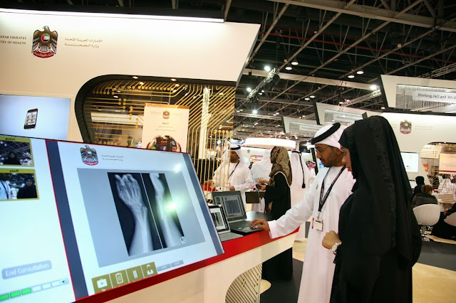 MoH and DHA launches healthcare e-applications at Gitex
