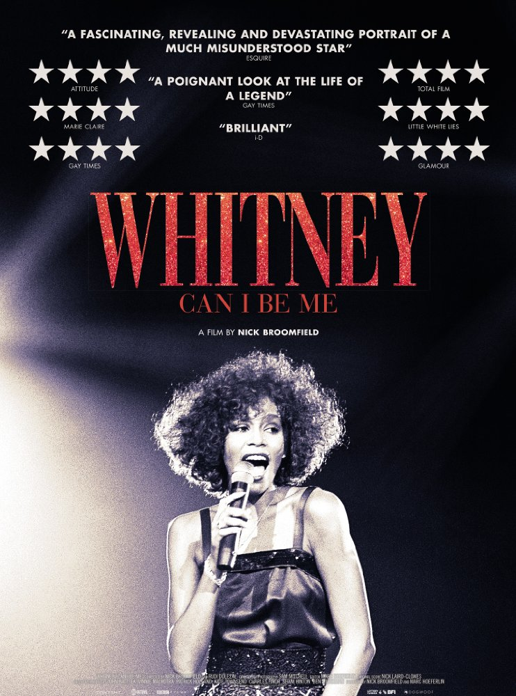 Whitney Can I Be Me 2017 Legendado