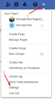 two step verification in facebook