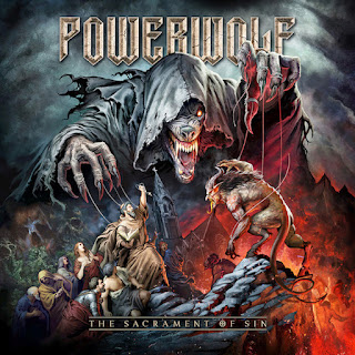 "Το video των Powerwolf για το ""Fire & Forgive"" από το album ""The Sacrament of Sin"""