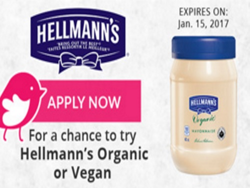 Chickadvisor Hellmann's Mayonnaise Product Review Club Offer #tryHellmanns