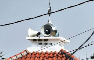 Aturan Resmi Pemerintah tentang Pengeras Suara (Speaker) di Masjid