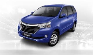 Harga Toyota Avanza di Pontianak Warna Nebula Blue