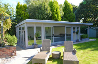 An Original Endless Pools enclosure by Bakers Timber Buildings