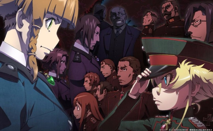 Youjo Senki: Saga of Tanya the Evil - película 2019