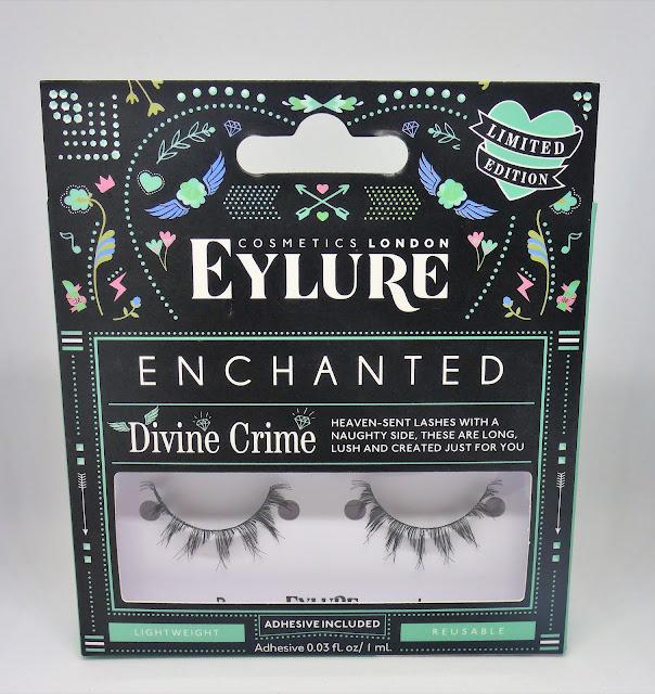 Eylure Enchanted Devine Crime lashes
