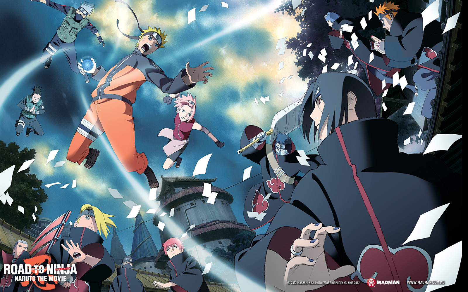 Naruto Shippuden HD Wallpaper Pack | Manga Council