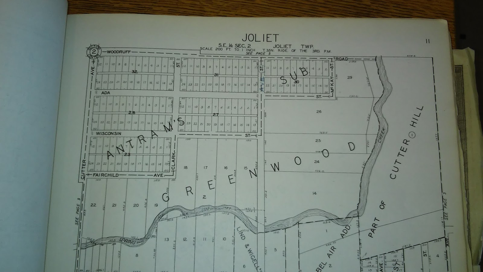 the library has map and plat books for will and surrounding counties one of the earliest for will county was published in 1862