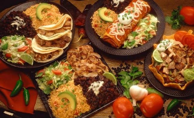 Dedica un delicioso buffet a la comida mexicana