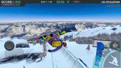 Snowboard Party Aspen v1.0.1 Mod Apk 3