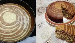 Κέικ ζέμπρα – Εντυπωσιακό και πεντανόστιμο