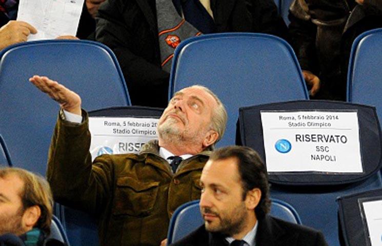 "De Laurentiis: ""Higuain je limitirao razvoj naših igrača"""