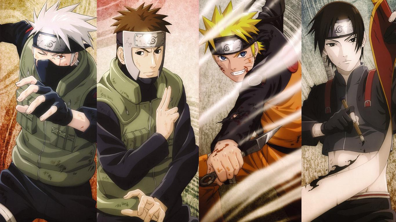 Gambar Wallpaper Naruto Terbaru Expo Wallpaper