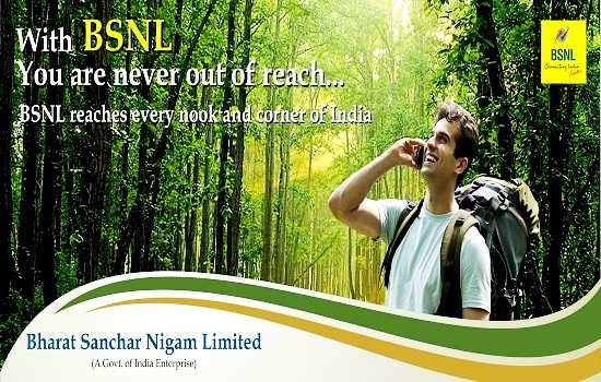 BSNL launched Data Tsunami STV @ ₹98 (1.5GB/Day) and new unlimited calling offer @ ₹118 for all prepaid mobile customers
