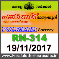 keralalotteries, kerala lottery, keralalotteryresult, kerala lottery result, kerala lottery result live, kerala lottery results, kerala lottery today, kerala lottery result today, kerala lottery results today, today kerala lottery result, kerala lottery result 19-11-2017, pournami lottery rn314, pournami lottery, pournami lottery today result, pournami lottery result yesterday, pournami lottery rn314, pournamilottery 19.11.2017