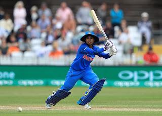 मिताली राज ,भारतीय महिला क्रिकेट टीम की कप्तान