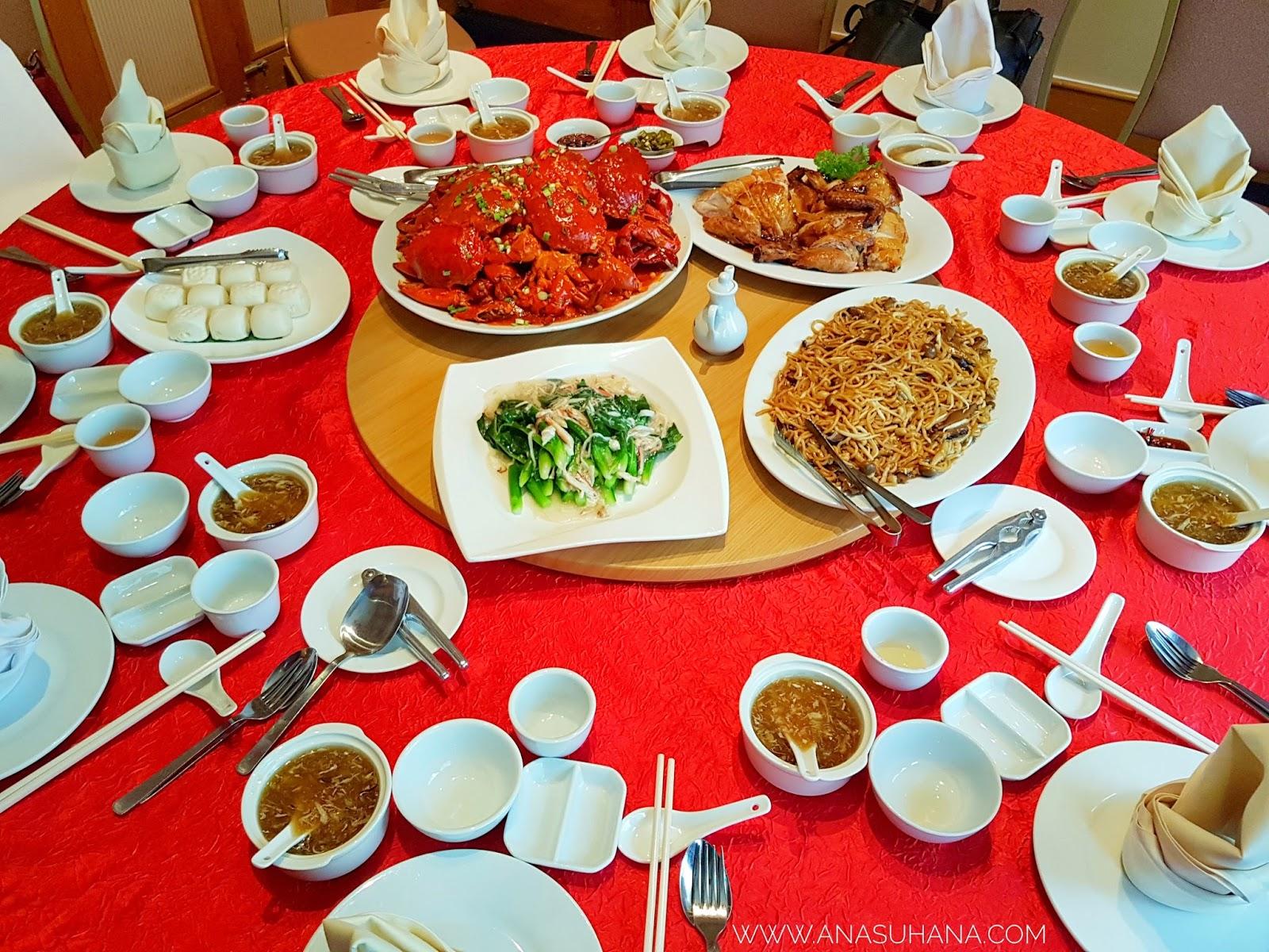 Crab Yummy Combo, Tung Yuen Chinese Restaurant