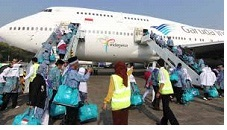 Tips Aman dan Nyaman di Pesawat Selama Perjalanan Haji