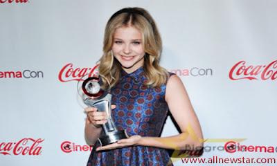 Chloë Grace Moretz Award