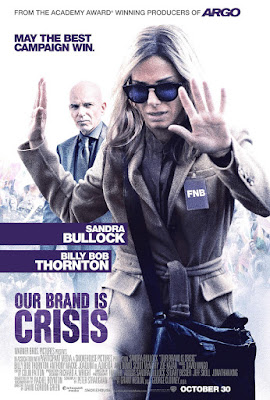 Our Brand Is Crisis Poster
