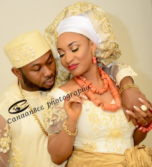 Photos: Tonto Dikeh's Husband Names Newborn Baby, Omodayo Churchill