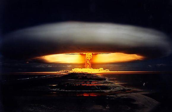 Ledakan Tsar Bomba