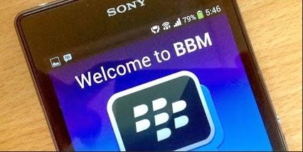 masalah yang sering dialami pengguna BBM Android