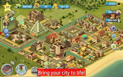City Island 4: Sim Town Tycoon Mod Apk v1.4.5 (Unlimited Money) Free Download
