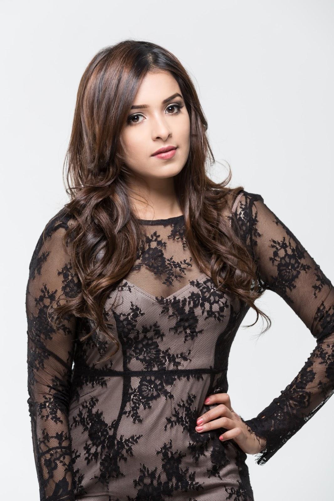 Actress Latha Hegde portfolio gallery-HQ-Photo-4