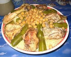 الرشتة-الجزائرية-الأصلية-بالدجاج-روعة