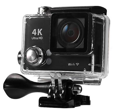 Spesifikasi ELE Explorer Action Cam - OmahDrones