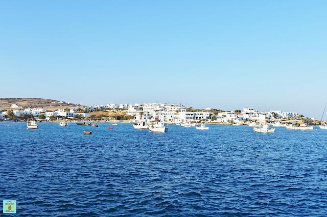 Isla de Koufonisia, Grecia