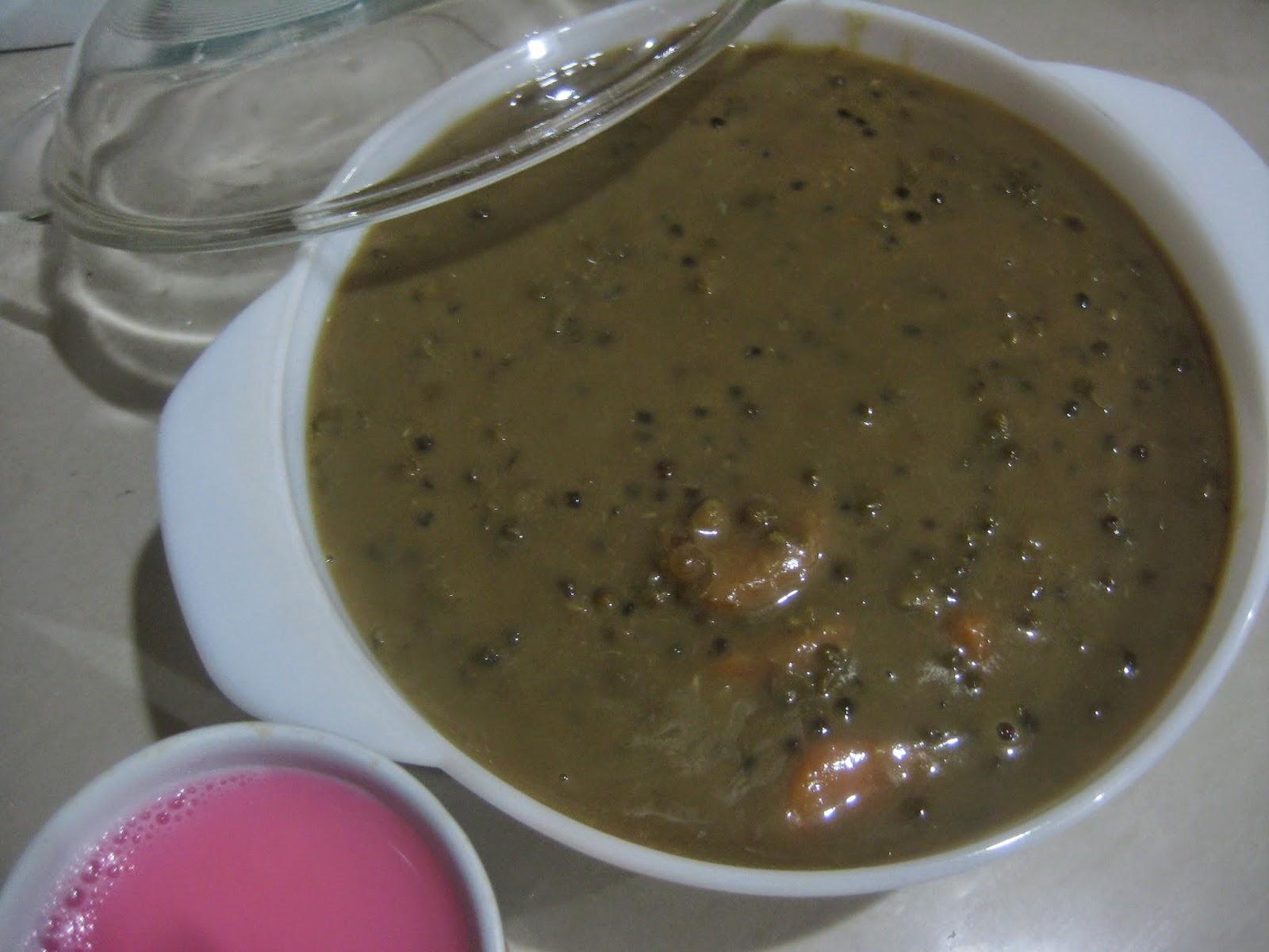 resepi bubur jagung guna santan kotak liga mx Resepi Bubur Lambuk Enak dan Mudah