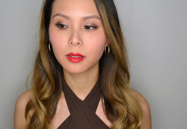MAKEUP LOOK | Clarins 5 Colour Eyeshadow Palette in #03 Natural Glow with Swatches