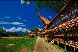 Desa Kete Kesu, Toraja