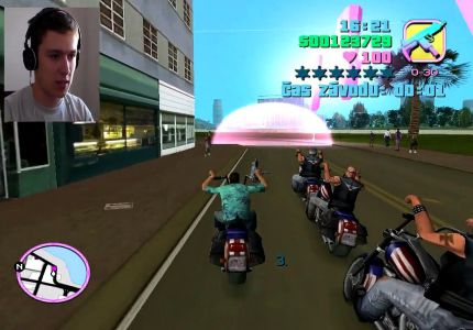 Download GTA Vice City Highly Compressed Game For PC