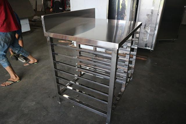 Jual Meja Stainless Steel Di Sleman Yogyakarta