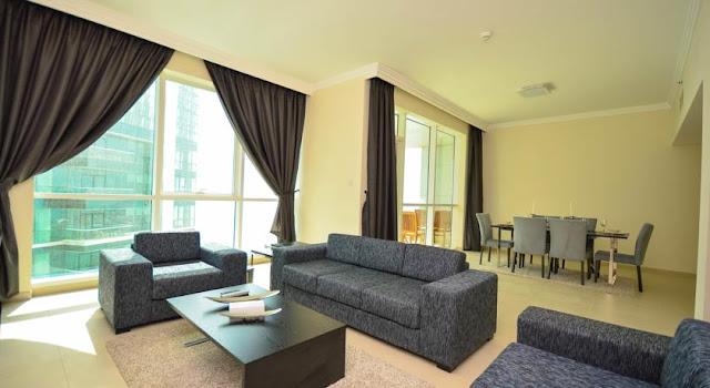 فندق okdubaiholidays-zahra-abr
