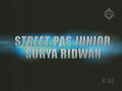 Street Pass Junior Dan Surya Ayre