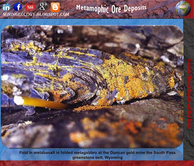 Metamorphic Ore Deposits