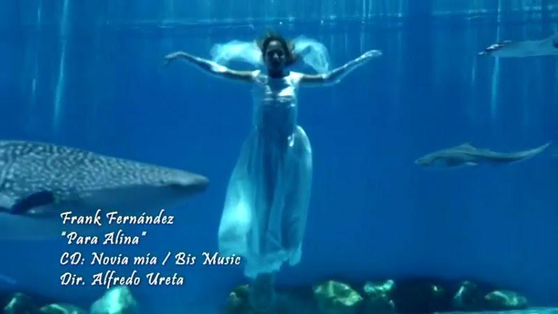 Frank Fernández - ¨Para Alina¨ - Videoclip - Dirección: Alfredo Ureta. Portal Del Vídeo Clip Cubano
