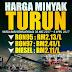Harga Runcit Petrol Dan Diesel Turun 30/03 - 05/04