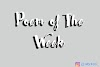 Poem of The Week #8: Sincerely Yours