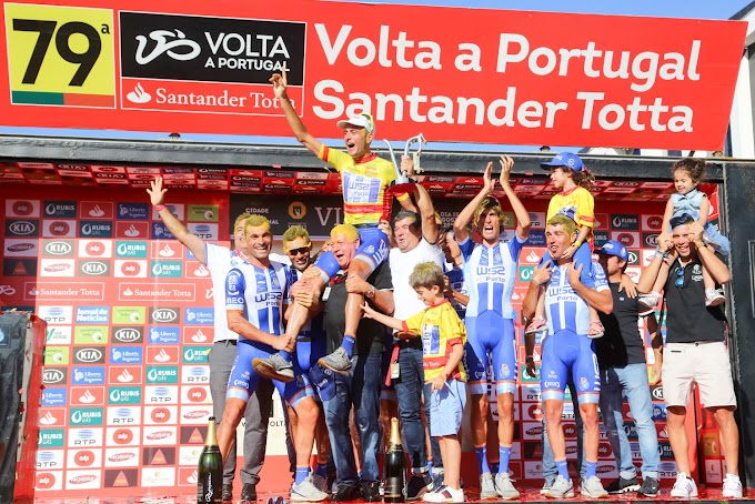 Volta a Portugal 2017 - 10ª etapa