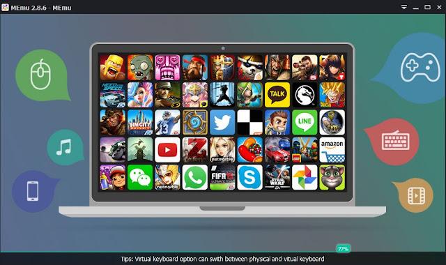 تحميل برنامج MEmu App Player