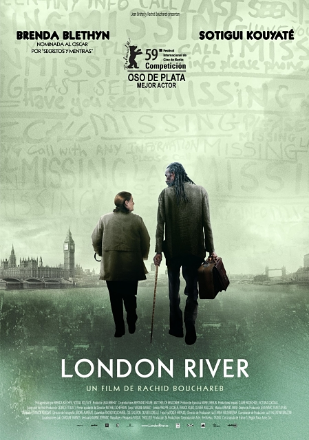 Cartel: London River (2009)