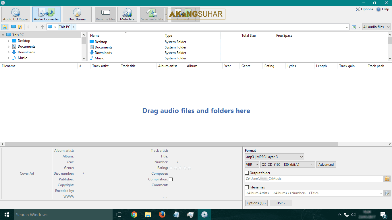 Download EZ CD Audio Converter Ultimate 5.1.0.1 Full Version