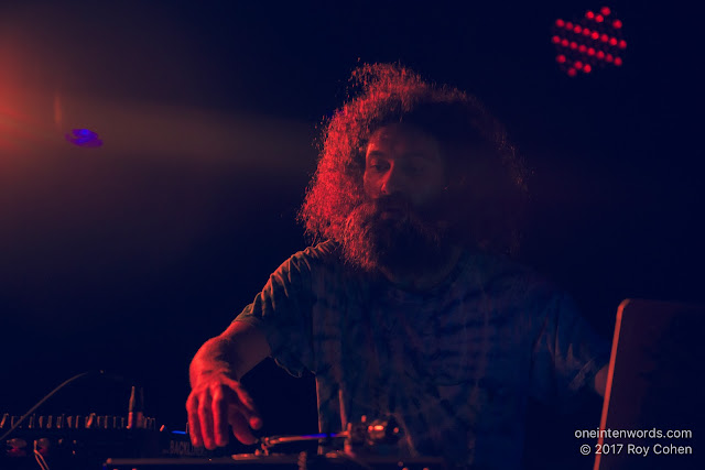 The Gaslamp Killer at Velvet Underground on February 19, 2017 Photo by Roy Cohen for One In Ten Words oneintenwords.com toronto indie alternative live music blog concert photography pictures