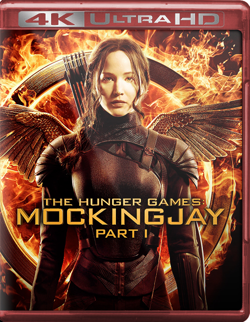 The Hunger Games: Mockingjay – Part I [2014] [UHD] [2160p] [Latino]