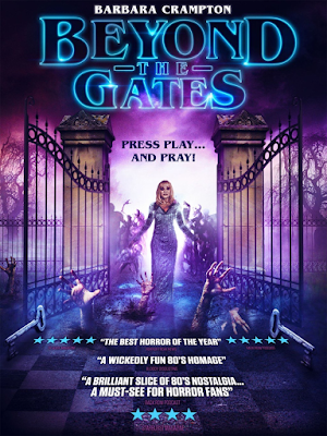Beyond the gates, Barbara Crampton